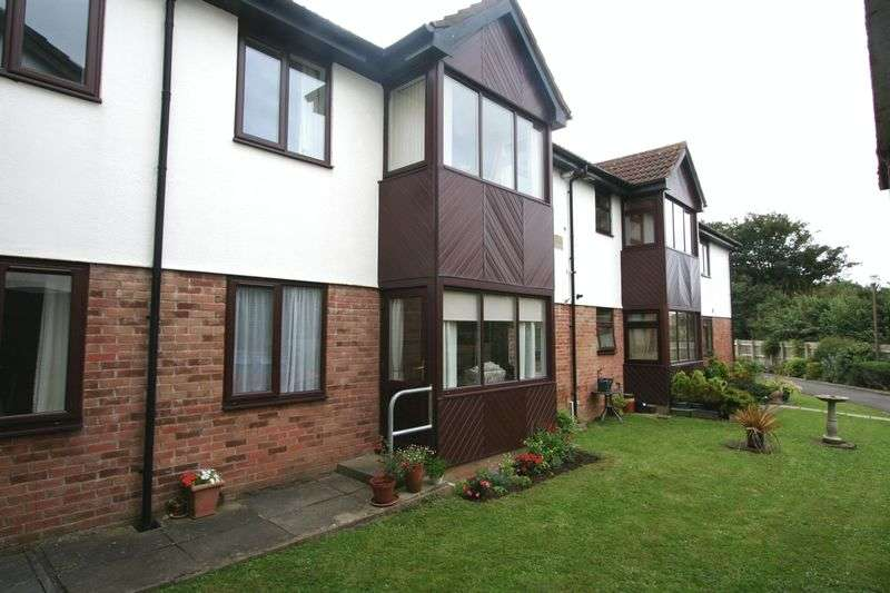 2 Bedrooms Flat for sale in Byron Court, Llantwit Major