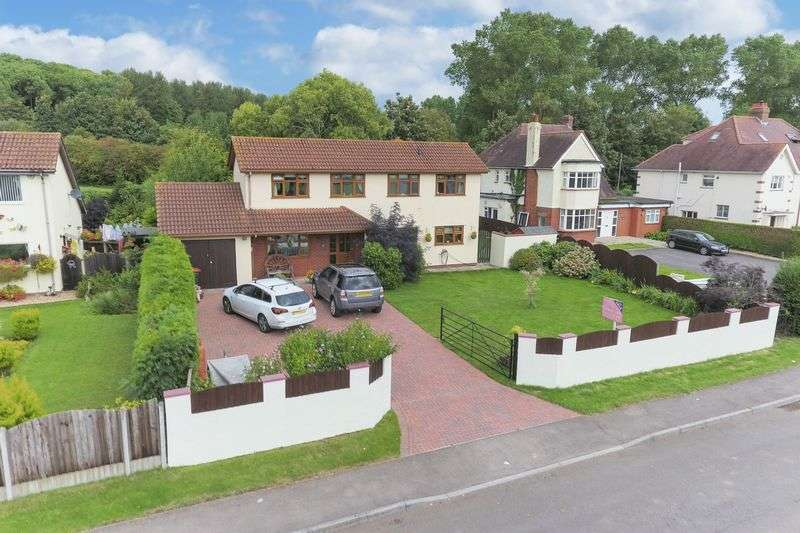 4 Bedrooms Detached House for sale in Tennyson Avenue, Newport