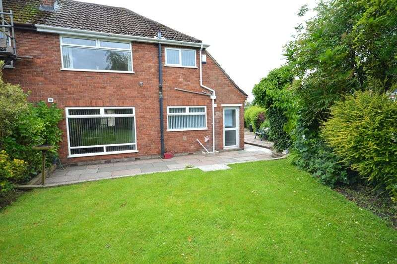 3 Bedrooms Semi Detached House for sale in St. Mawes Close, Widnes