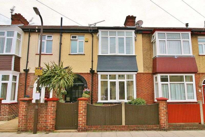 4 Bedrooms Terraced House for sale in Fernhurst Road, Southsea