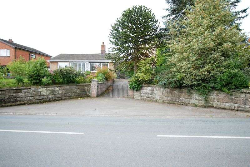 2 Bedrooms Detached Bungalow for sale in St. Michaels Road, Stramshall