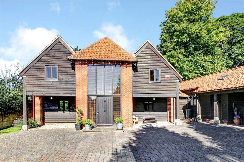 5 Bedrooms Detached House for sale in Upper Chute, Wiltshire, SP11