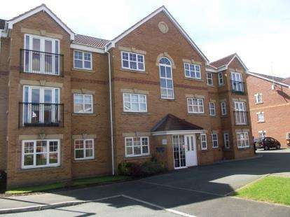 2 Bedrooms Flat for sale in Longacre, Hindley Green, Wigan, Greater Manchester