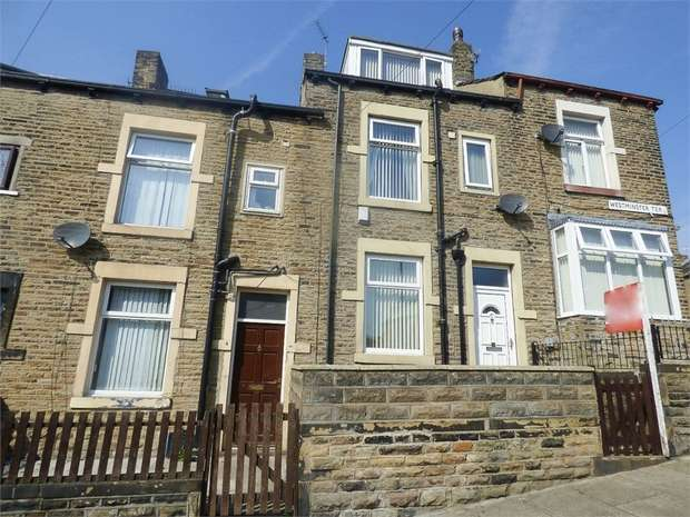 3 Bedrooms Terraced House for sale in Westminster Terrace, Bradford, West Yorkshire