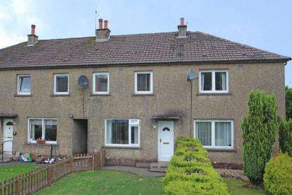 2 Bedrooms Terraced House for sale in Kirn Drive, Gourock