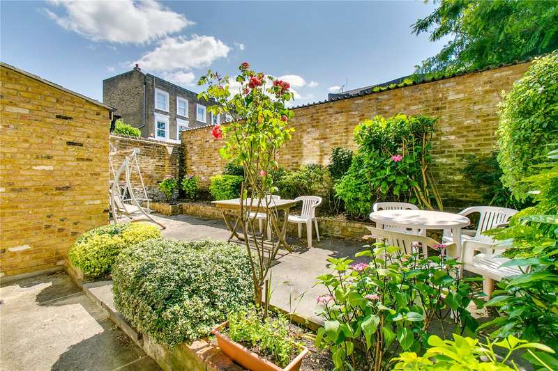 2 Bedrooms Flat for sale in Moore Park Road, London, SW6