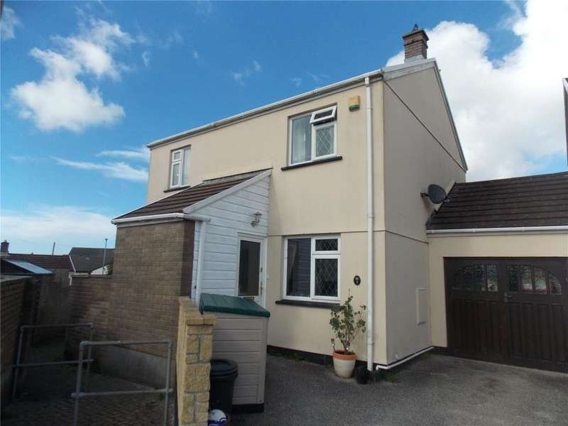 3 Bedrooms Link Detached House for sale in Sunnyside Parc, Illogan, Redruth