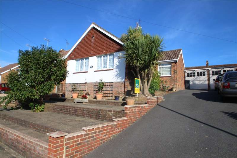 2 Bedrooms Detached Bungalow for sale in Western Road North, Sompting, West Sussex, BN15