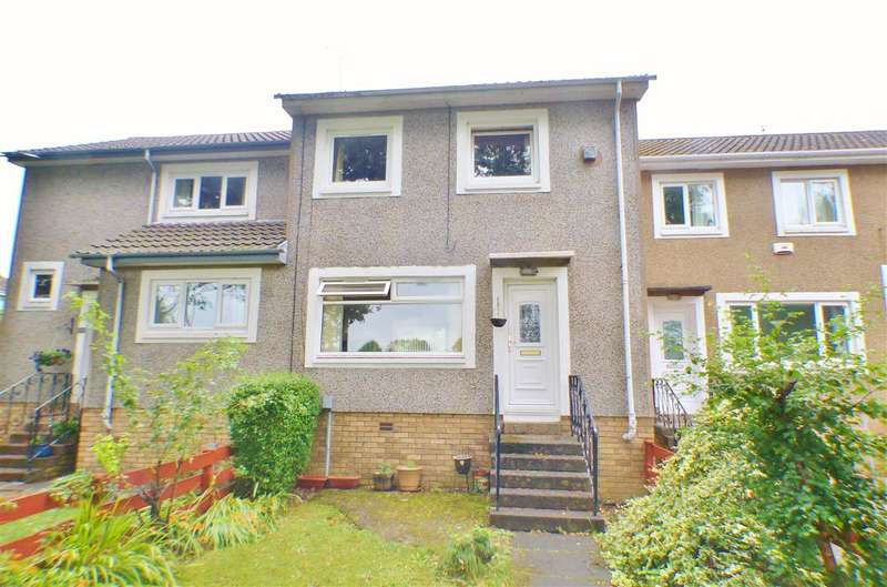 2 Bedrooms Terraced House for sale in Beechwood Avenue, GLASGOW