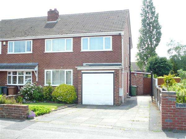 3 Bedrooms Semi Detached House for sale in Lichfield Road, New Invention, Willenhall