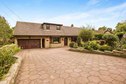 4 Bedrooms Bungalow for sale in Preston Road, Whittle-Le-Woods, Chorley, Lancashire, PR6
