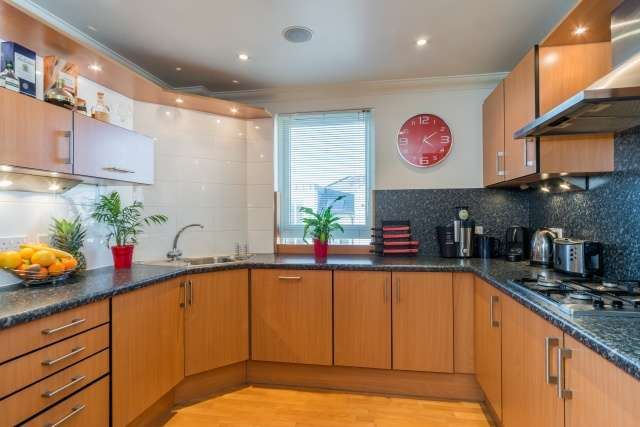 3 Bedrooms Flat for sale in North Fettes Apartments, Crewe Road North, Edinburgh, Granton, EH5 2NE