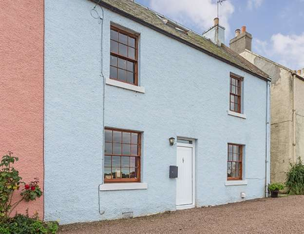 3 Bedrooms End Of Terrace House for sale in Longnewton Cottages, Haddington, East Lothian, EH41 4JW