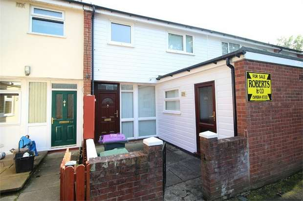 3 Bedrooms Terraced House for sale in Kingsland Walk, St Dials, CWMBRAN