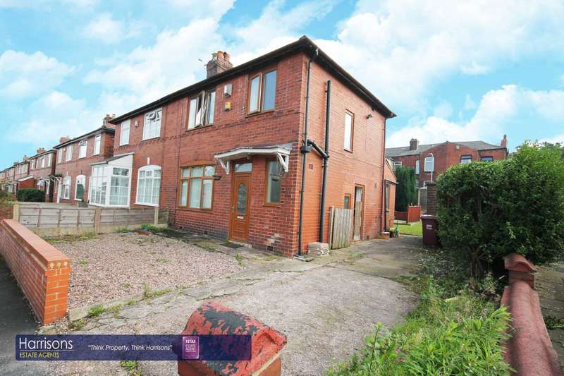 3 Bedrooms Semi Detached House for sale in Longfield Rd, Middle Hulton, Bolton, Lancashire.
