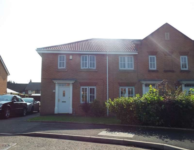 3 Bedrooms Terraced House for sale in Sky Lark Rise, St Helens, WA9