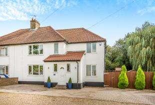 3 Bedrooms Semi Detached House for sale in Beechwood Villas, Redhill, Surrey