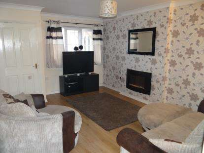 3 Bedrooms House for sale in Levens Close, Warrington, Cheshire