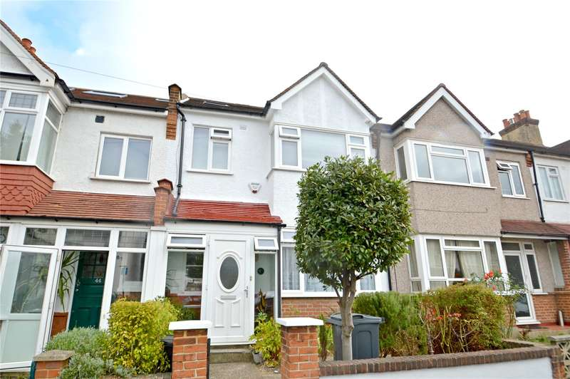 4 Bedrooms Terraced House for sale in Blackhorse Lane, Croydon