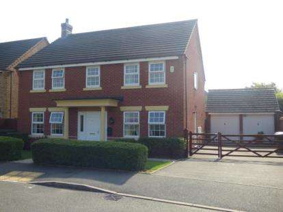 4 Bedrooms Detached House for sale in Valencia Road, Coventry, West Midlands
