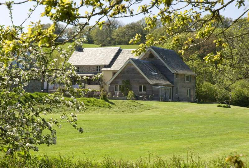 5 Bedrooms House for sale in Hepburn House, Diptford, Totnes
