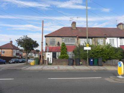2 Bedrooms Maisonette Flat for sale in Oakleigh Road North, London