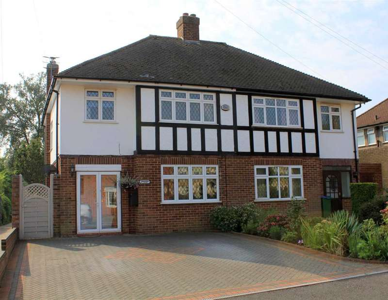 3 Bedrooms Semi Detached House for sale in 3/4 BED SEMI IN Hunters Lane, Watford