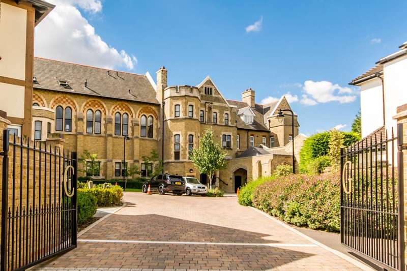 2 Bedrooms Flat for sale in Havanna Drive, Temple Fortune, NW11