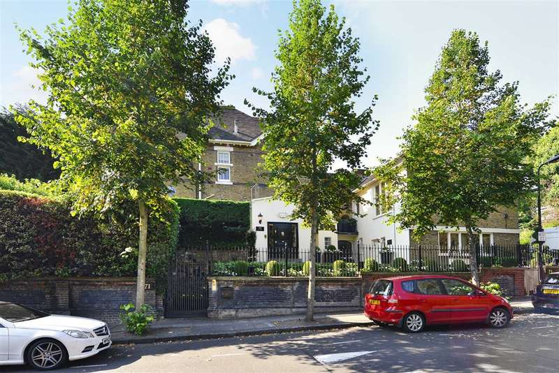 11 Bedrooms House for rent in Frognal, London, NW3