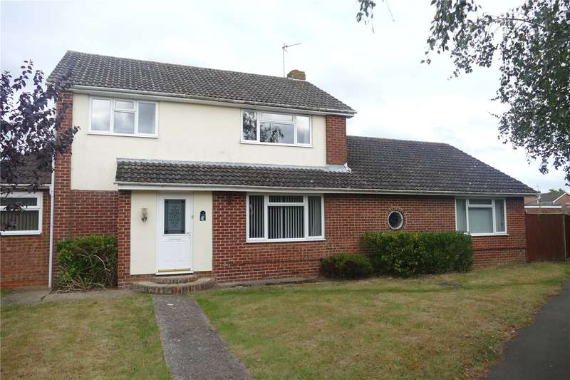 5 Bedrooms Detached House for sale in Kingfisher Drive, Woodley, Reading, Berkshire, RG5