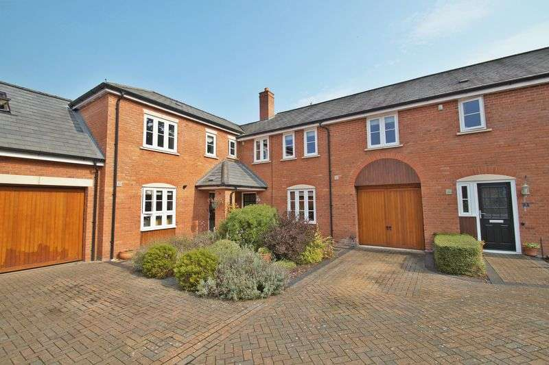 4 Bedrooms Terraced House for sale in Galton Way, Hadzor, Near Droitwich Spa.