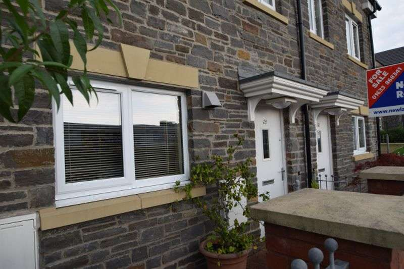 3 Bedrooms Terraced House for sale in Clos Cae Nant, Cwmbran