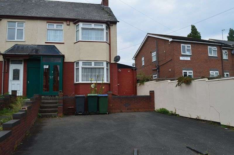 2 Bedrooms Terraced House for sale in Hill Top, West Bromwich