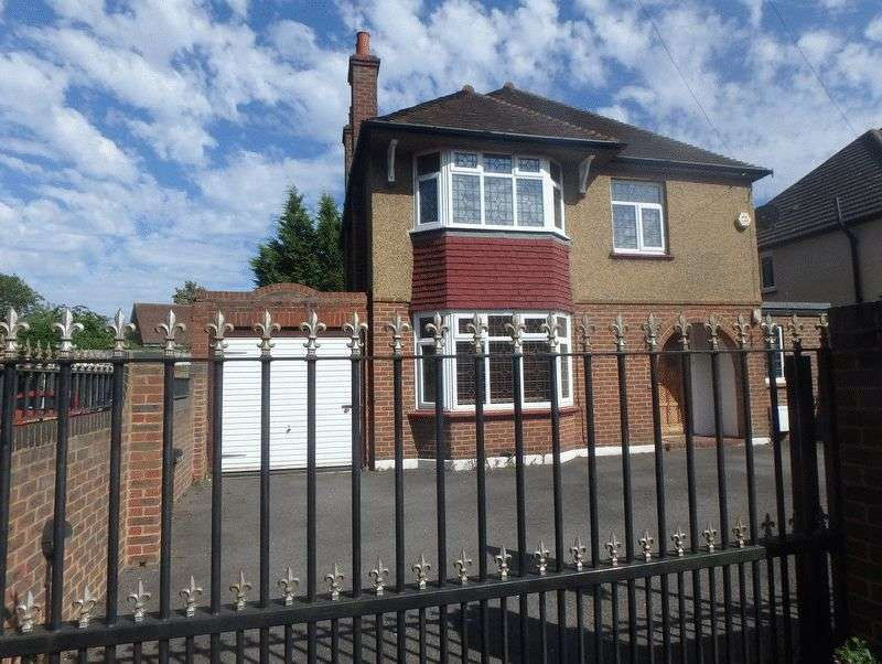 3 Bedrooms Detached House for sale in Temple Road, Epsom