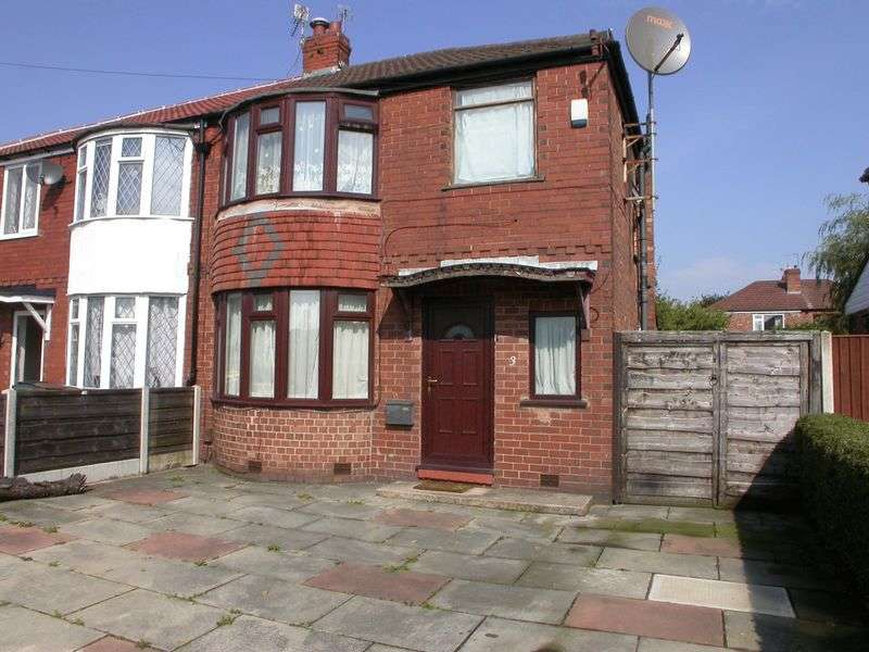 3 Bedrooms Semi Detached House for sale in CHEADLE (DONNINGTON AVENUE)