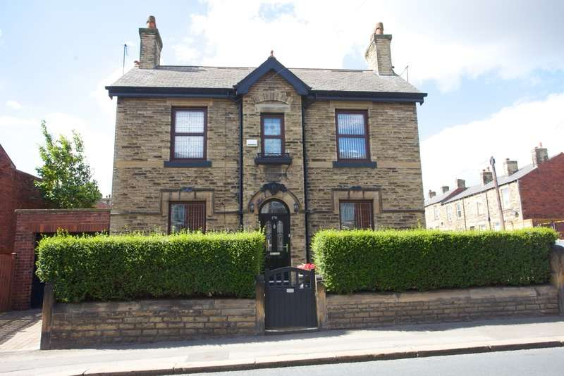 2 Bedrooms Detached House for sale in STATION ROAD, OSSETT, West Yorkshire, WF5