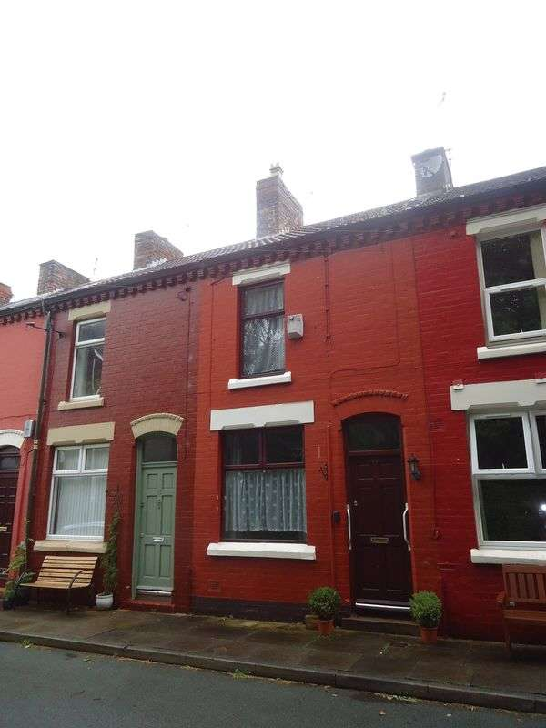 2 Bedrooms Terraced House for sale in Milnthorpe Street, Liverpool