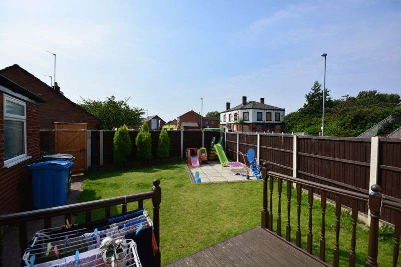 3 Bedrooms Terraced House for sale in Frank Street, Widnes