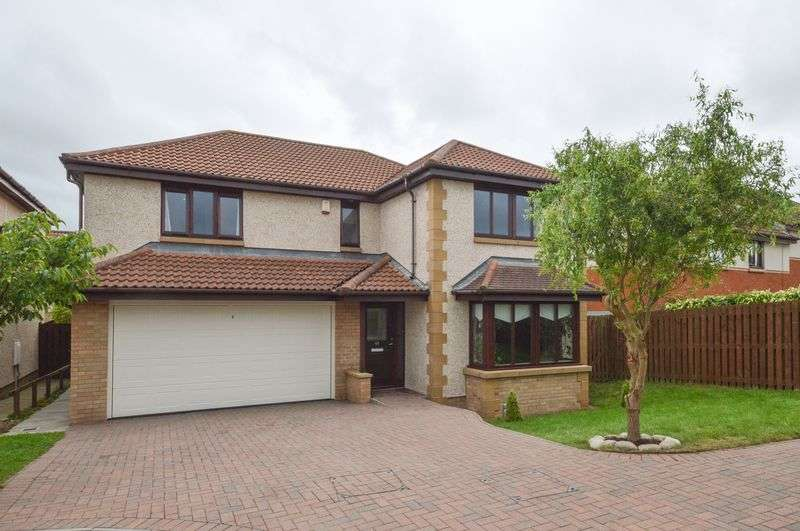 5 Bedrooms Detached House for sale in 63 Kemps End, Tranent, East Lothian, EH33 2GZ