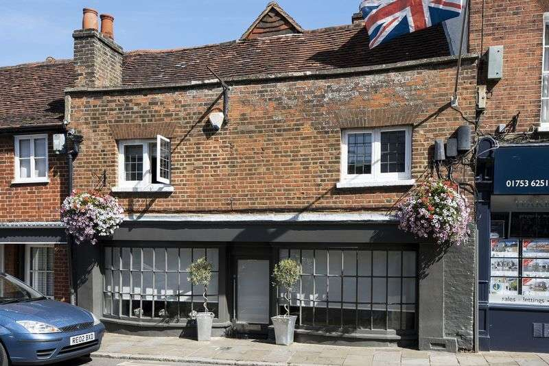 4 Bedrooms Terraced House for sale in High Street, Eton