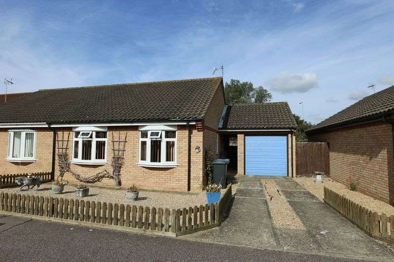 2 Bedrooms Bungalow for sale in Laxfield Way, Pakefield, Lowestoft