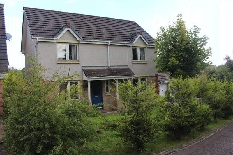 4 Bedrooms Detached House for sale in Brodick Gardens, Dunfermline, Fife