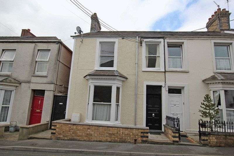 4 Bedrooms Terraced House for sale in THE AVENUE, CARMARTHEN