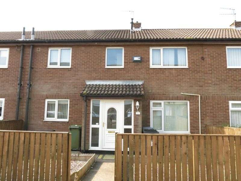 3 Bedrooms Terraced House for sale in Kentmere Place, Peterlee