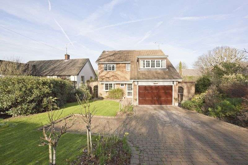 5 Bedrooms Detached House for sale in Mill Lane, Stock Village