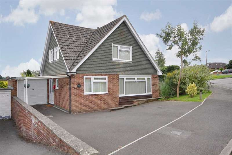 3 Bedrooms Link Detached House for sale in Spray Leaze, Ludgershall
