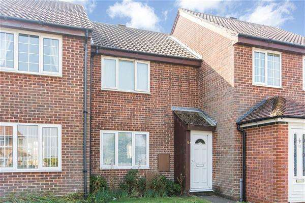 2 Bedrooms Terraced House for sale in Buttermere Gardens, Aylesham