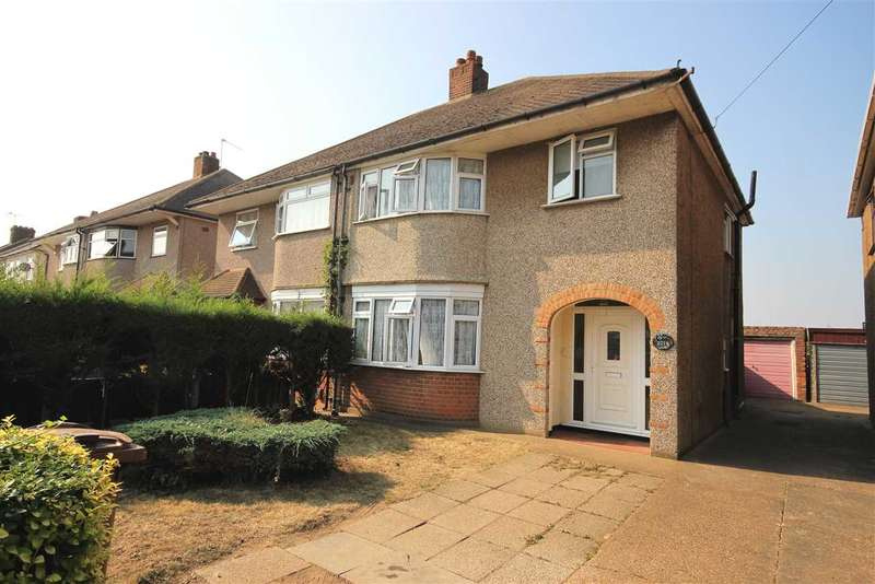 3 Bedrooms Semi Detached House for sale in Blackshots Lane