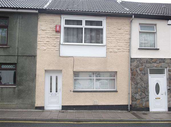 2 Bedrooms Terraced House for sale in Ynyshir Road, Porth