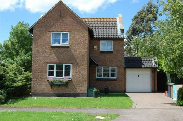 4 Bedrooms Detached House for sale in Green Farm Close, Lilbourne, RUGBY, Northamptonshire
